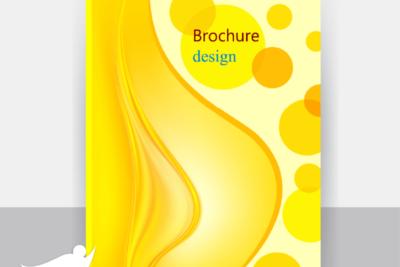 دانلود طرح لایه باز جلد کتاب با طراحی خطوط منحنی و رنگ زرد | یوتا فایل مرجع فروش فایل همراه با مخزن عظیم فایل گرافیکی و قالب آماده لایه باز جلد کتاب، مجله
