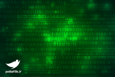 دانلود تصویر وکتور پس زمینه دیجیتال کد باینری صفر و یک با کیفیت بسیار بالا مناسب استفاده در طراح ها و طراحی های گرافیکی | یوتا فایل سرویس دانلود و فروش فایل