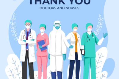 وکتور پزشکان و پرستاران | وکتور دکتر و پرستار - یوتا فایل مرجع دانلود و فروش فایل
